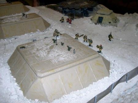 Patrol Warhammer 40K blog