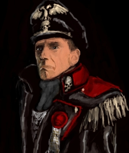 Commissar-Major Rael Dracos