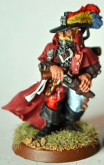 Here is how Count Johaan Faracci will appear on the tabletop.