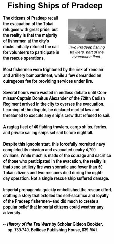 Fishing Ships of Pradeep complete