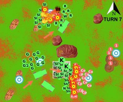Iron Spires III Turn 7