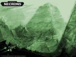 An inspiring piece of art by Games Workshop.