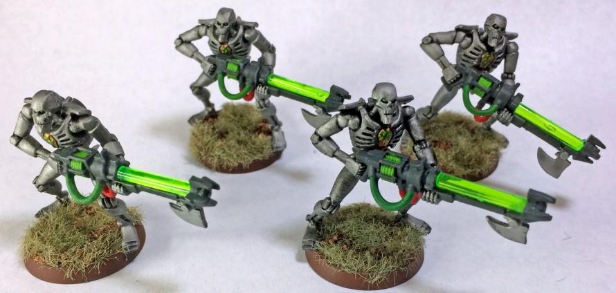 Necron squad
