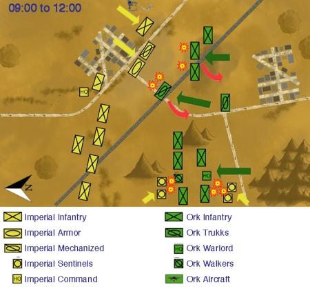 Barad Battle 2 morning